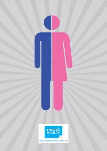 Toilet All Gender Sign