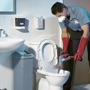 Urinal or WC Deep Clean