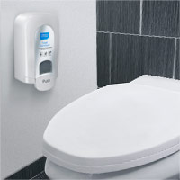 Washroom Digital Sanitizers