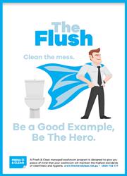 The Flush poster