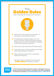 Golden Rules poster